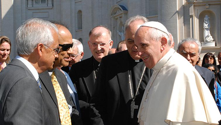 The Pope and Partha Dasgupta