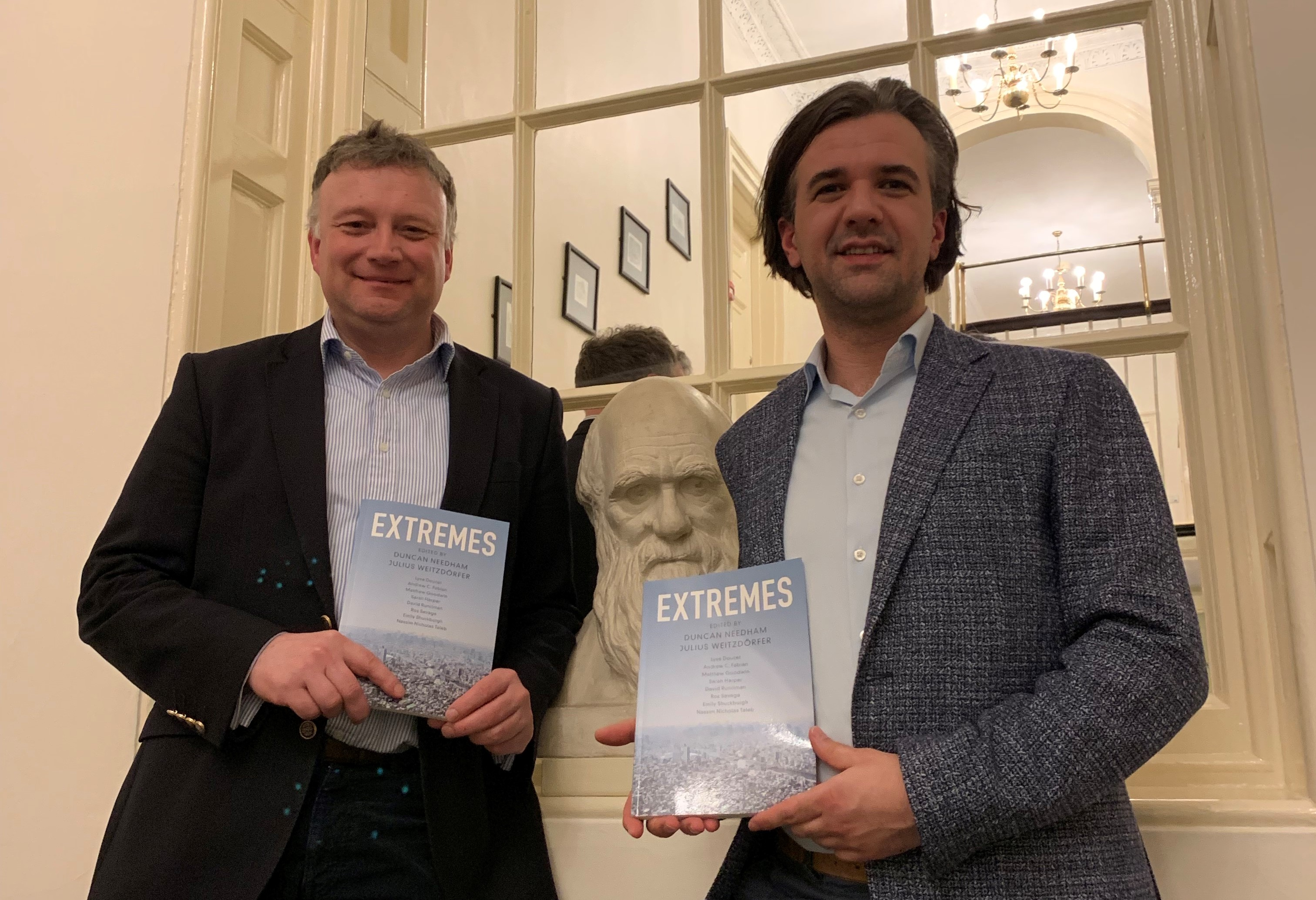 Extremes book launch